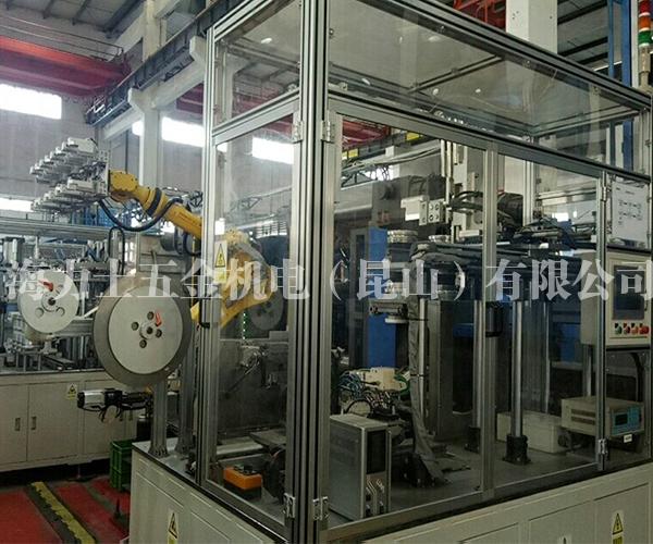 D200电熔管件自动化设备