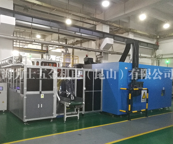 D225-D250电熔管件设备