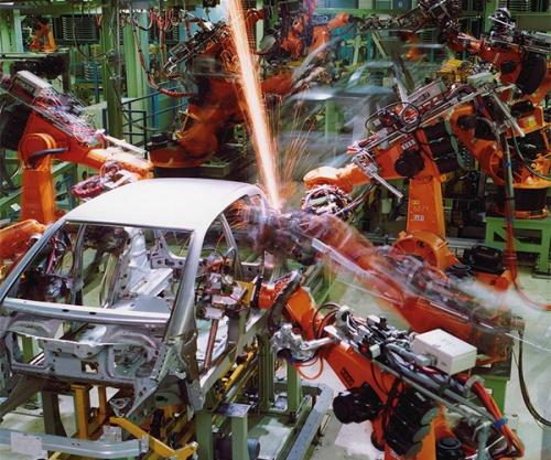 唐山汽车车架焊接
