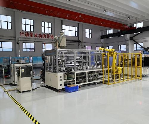 D75-D125电熔管件自动设备
