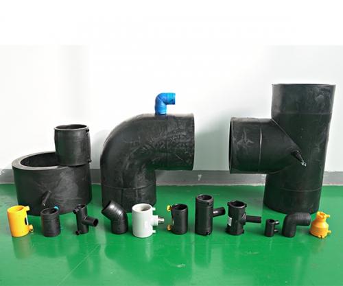 唐山电熔管件产品图