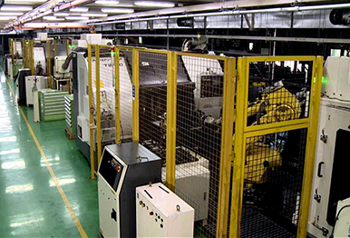 Machine loading and unloading